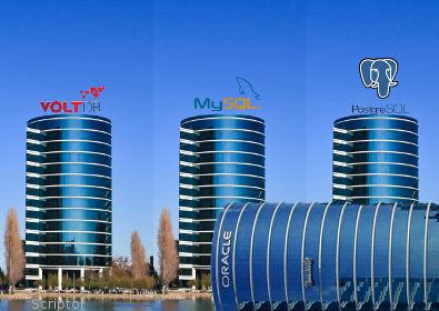 VoltDB successeur d'Oracle