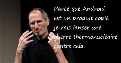 Steve Jobs thermonucléaire