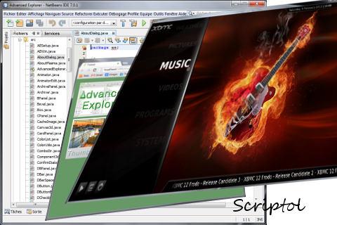 Interface utilisateur graphique - GUI